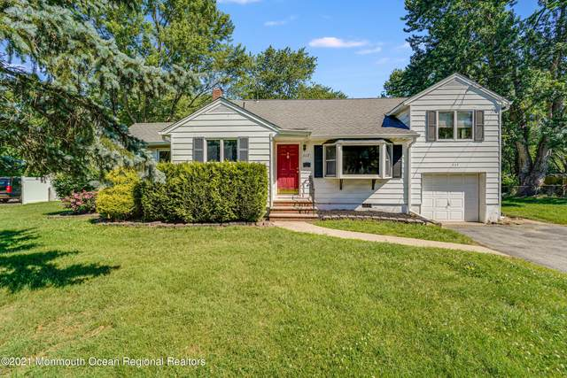117 Cherry Tree Farm Road, Middletown, NJ 07748 (MLS #22116760) :: William Hagan Group