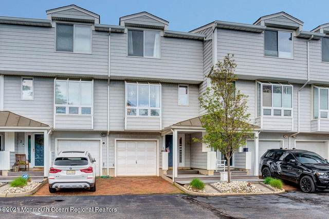 165 Riddle Avenue #3, Long Branch, NJ 07740 (MLS #22116817) :: The Sikora Group