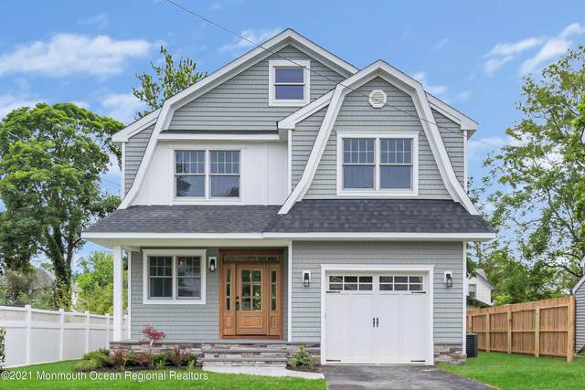 31 E Garfield Avenue, Atlantic Highlands, NJ 07716 (MLS #22116991) :: The Dekanski Home Selling Team