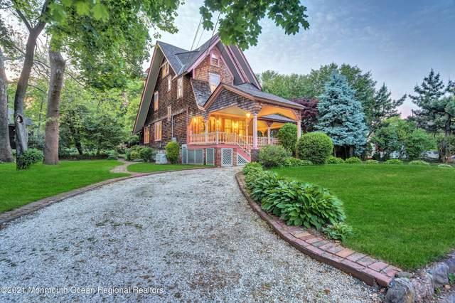 46 Prospect Circle, Atlantic Highlands, NJ 07716 (MLS #22117091) :: The Dekanski Home Selling Team