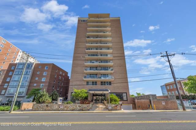 28 Riverside Avenue 2-J, Red Bank, NJ 07701 (MLS #22117168) :: Provident Legacy Real Estate Services, LLC