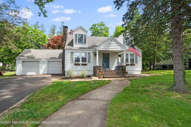 70 E Lincoln Avenue, Atlantic Highlands, NJ 07716 (MLS #22117245) :: The Dekanski Home Selling Team