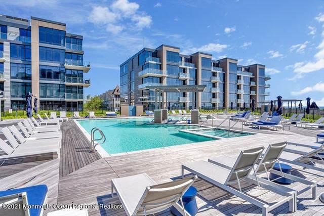 15 Morris Avenue #313, Long Branch, NJ 07740 (MLS #22117251) :: Kiliszek Real Estate Experts