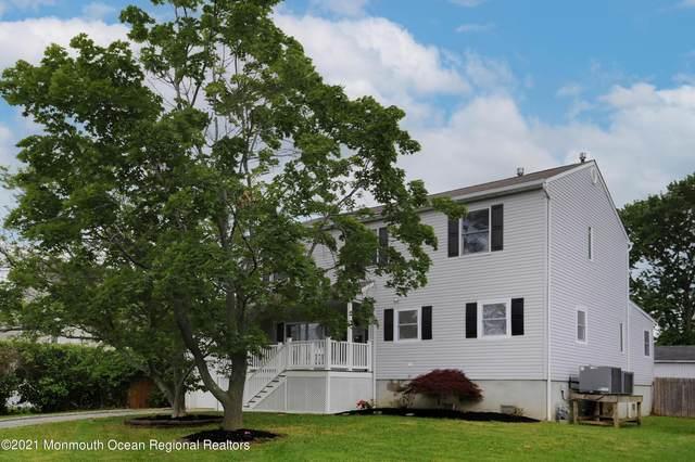 11 Avenue B, Atlantic Highlands, NJ 07716 (MLS #22117273) :: The Dekanski Home Selling Team