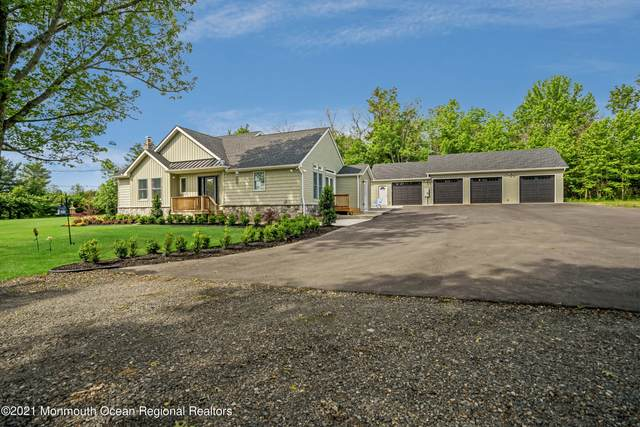 401 Route 537, Colts Neck, NJ 07722 (MLS #22117687) :: Caitlyn Mulligan with RE/MAX Revolution