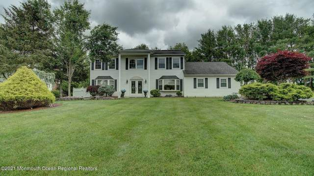 10 Old Monmouth Drive, Manalapan, NJ 07726 (MLS #22117700) :: The DeMoro Realty Group | Keller Williams Realty West Monmouth
