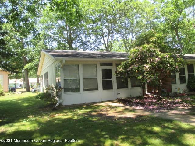 104A Edinburgh Lane #1001, Lakewood, NJ 08701 (#22117843) :: Rowack Real Estate Team