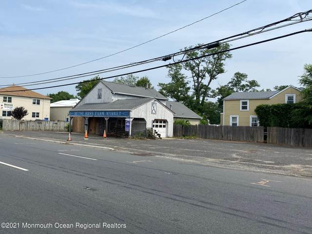 409 State Route 36, Port Monmouth, NJ 07758 (MLS #22117943) :: The MEEHAN Group of RE/MAX New Beginnings Realty