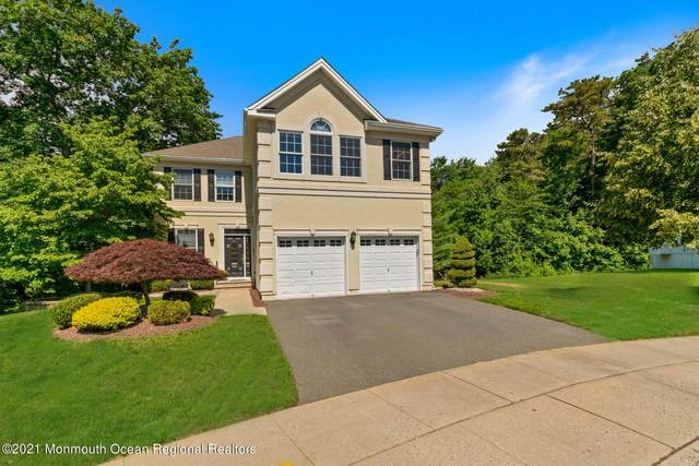 12 Timber Grove Court, Old Bridge, NJ 08857 (MLS #22118146) :: The MEEHAN Group of RE/MAX New Beginnings Realty