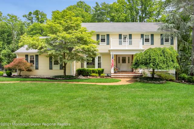 65 Hillyer Circle, Middletown, NJ 07748 (#22118278) :: Rowack Real Estate Team