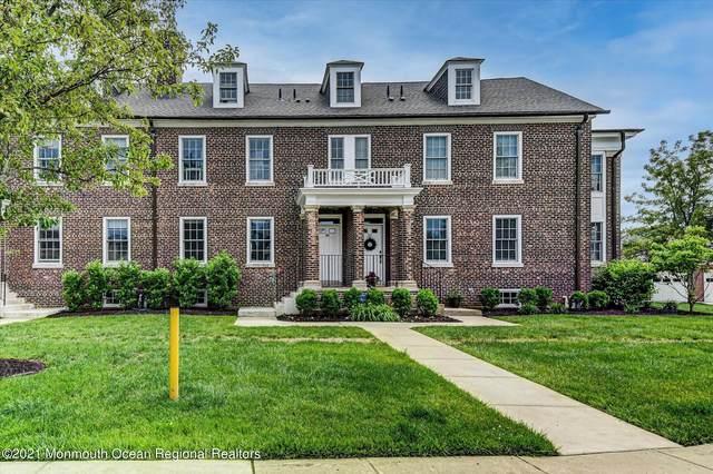32 Carty Avenue, Oceanport, NJ 07757 (MLS #22118381) :: The Dekanski Home Selling Team