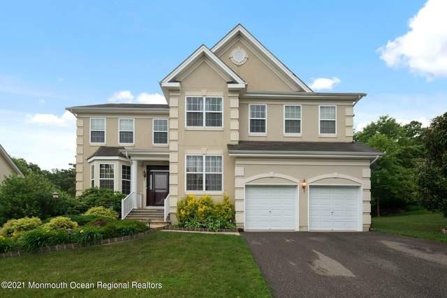 39 Freedom Hills Drive, Barnegat, NJ 08005 (MLS #22118590) :: The MEEHAN Group of RE/MAX New Beginnings Realty