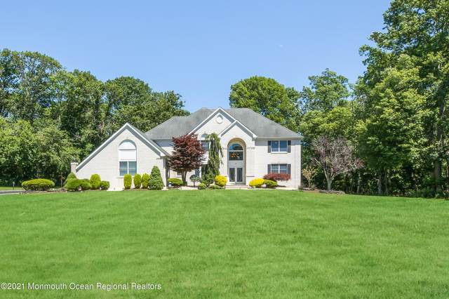 26 Carriage Way, Millstone, NJ 08510 (MLS #22118904) :: The CG Group | RE/MAX Revolution