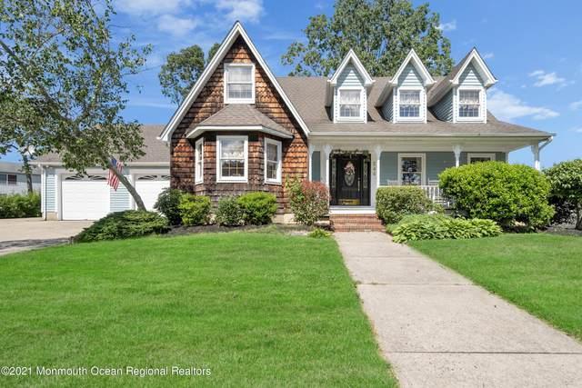 544 Brentwood Road, Forked River, NJ 08731 (MLS #22118911) :: Corcoran Baer & McIntosh