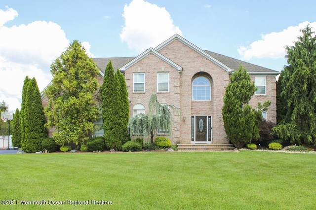 100 Manfre Court, Freehold, NJ 07728 (MLS #22119007) :: The MEEHAN Group of RE/MAX New Beginnings Realty