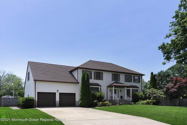 879 Derry Drive, Toms River, NJ 08753 (MLS #22119060) :: The MEEHAN Group of RE/MAX New Beginnings Realty