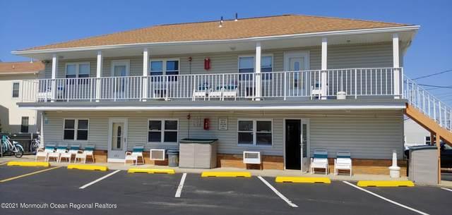 1709 N Ocean Avenue D102, Seaside Park, NJ 08752 (MLS #22119113) :: The Sikora Group