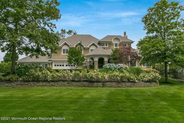 100 Gooseneck Point Road, Oceanport, NJ 07757 (MLS #22119175) :: The Dekanski Home Selling Team