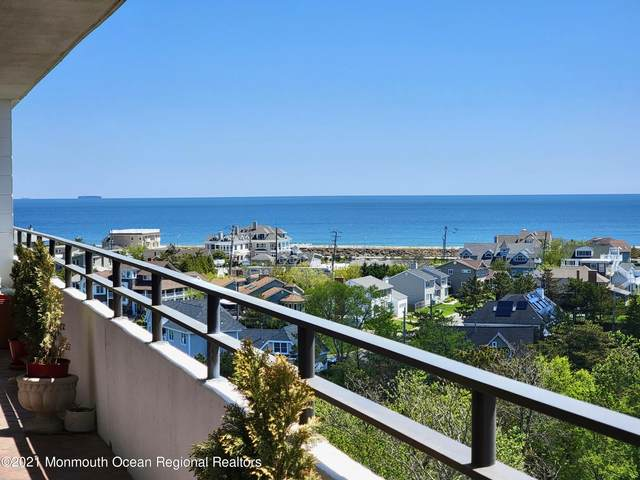 1 Channel Drive #912, Monmouth Beach, NJ 07750 (MLS #22119194) :: The MEEHAN Group of RE/MAX New Beginnings Realty