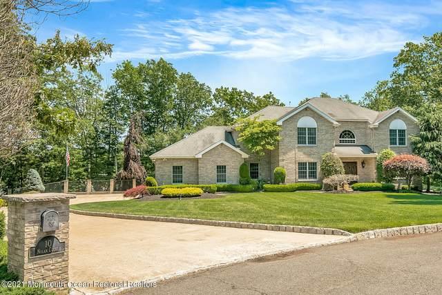 10 Nolan Court, Middletown, NJ 07748 (#22119295) :: Rowack Real Estate Team