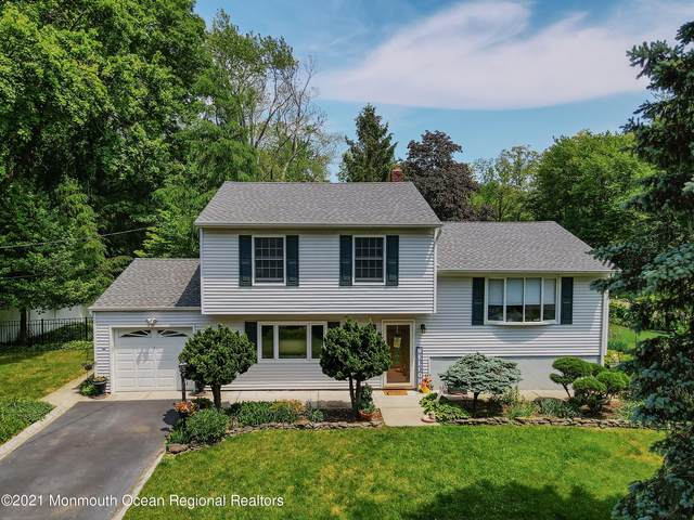 117 Apple Blossom Lane, Middletown, NJ 07748 (MLS #22119409) :: The MEEHAN Group of RE/MAX New Beginnings Realty