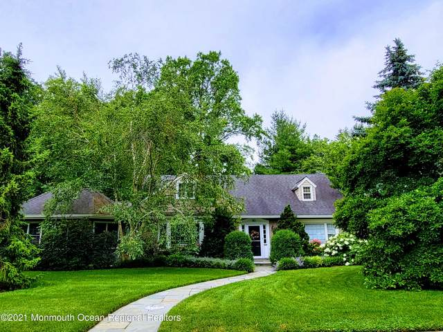 90 Woodland Drive, Fair Haven, NJ 07704 (MLS #22119592) :: Corcoran Baer & McIntosh