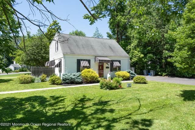 487 Branch Avenue, Little Silver, NJ 07739 (MLS #22119613) :: The Sikora Group