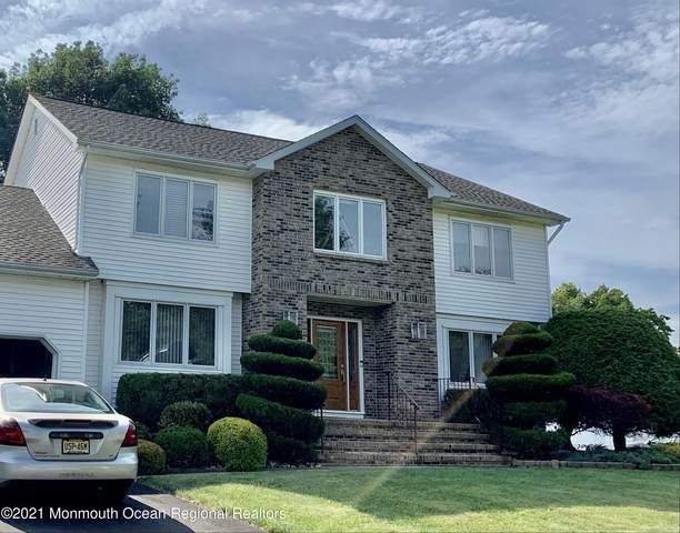 7 Woodhollow Drive, Manalapan, NJ 07726 (MLS #22119778) :: Parikh Real Estate