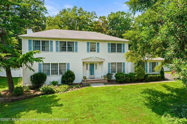 3074 Governors Crossing, Wall, NJ 07719 (MLS #22119834) :: Caitlyn Mulligan with RE/MAX Revolution