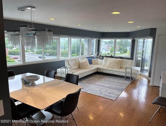 525 Ocean Boulevard #301, Long Branch, NJ 07740 (MLS #22120005) :: Provident Legacy Real Estate Services, LLC