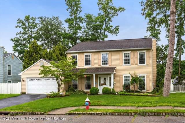 14 Marc Drive, Howell, NJ 07731 (MLS #22120094) :: The MEEHAN Group of RE/MAX New Beginnings Realty