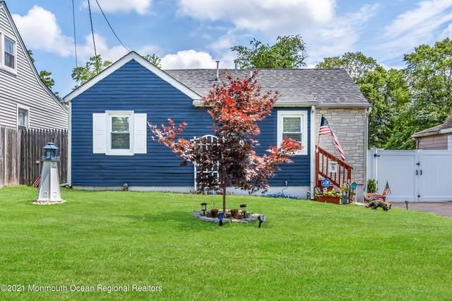 75 Ocean Boulevard, Keyport, NJ 07735 (MLS #22120258) :: Kiliszek Real Estate Experts
