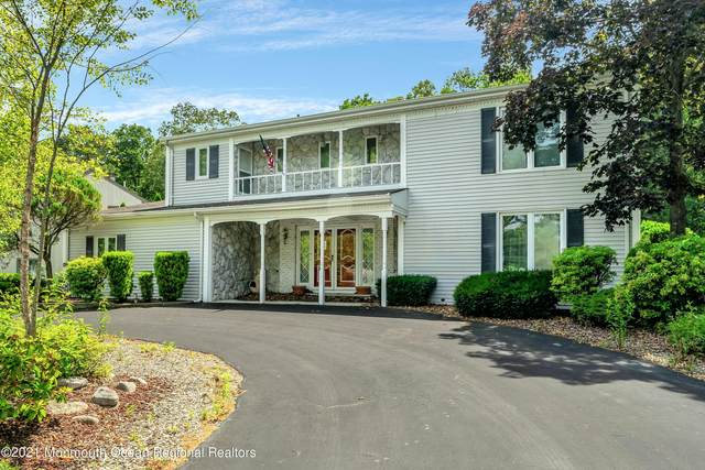 660 Mccormick Drive, Toms River, NJ 08753 (MLS #22120677) :: The MEEHAN Group of RE/MAX New Beginnings Realty