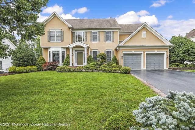 45 Sage Street, Holmdel, NJ 07733 (MLS #22120718) :: Corcoran Baer & McIntosh