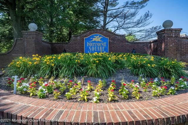 23 Remington Drive #3, Freehold, NJ 07728 (MLS #22120855) :: PORTERPLUS REALTY