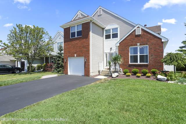 16 Ashleigh Drive, Hazlet, NJ 07730 (MLS #22120988) :: The Sikora Group
