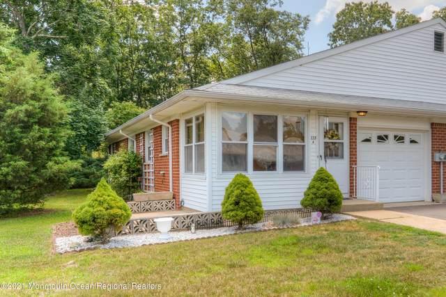 233 Columbine Avenue A, Whiting, NJ 08759 (MLS #22121090) :: Kiliszek Real Estate Experts