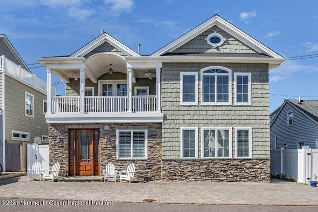 23 S Surf Road, Lavallette, NJ 08735 (MLS #22121295) :: The MEEHAN Group of RE/MAX New Beginnings Realty