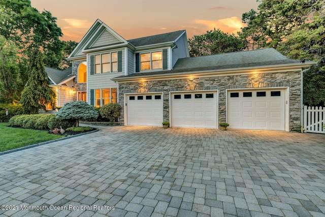 682 Hawks Nest Road, Brick, NJ 08724 (MLS #22121326) :: William Hagan Group