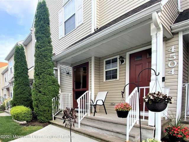 4503 Pepperidge Court, Freehold, NJ 07728 (MLS #22121389) :: The Sikora Group