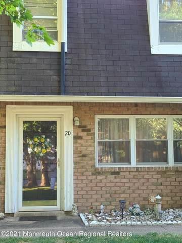 20 Briar Mills Drive, Brick, NJ 08724 (MLS #22121616) :: The MEEHAN Group of RE/MAX New Beginnings Realty
