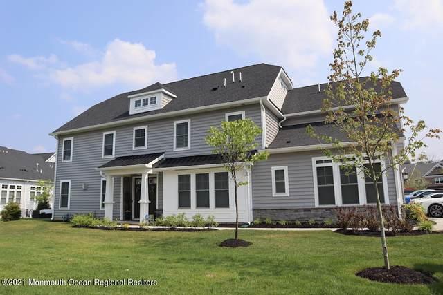 54 Lawley Drive #1401, Lincroft, NJ 07738 (MLS #22121954) :: William Hagan Group