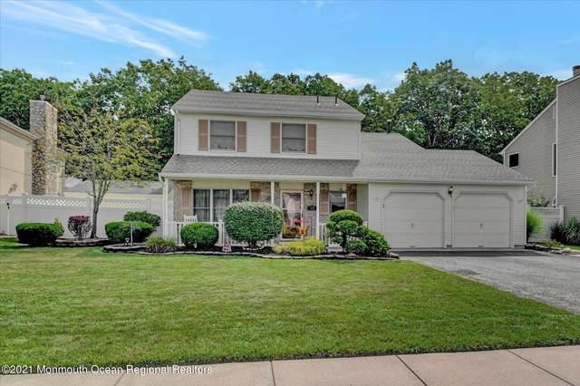 58 Gladiola Drive, Howell, NJ 07728 (MLS #22122100) :: Kiliszek Real Estate Experts