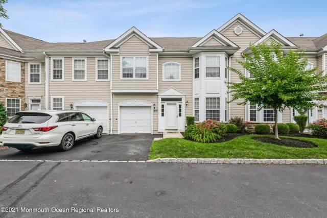 169 Shinnecock Drive, Manalapan, NJ 07726 (MLS #22122116) :: Corcoran Baer & McIntosh