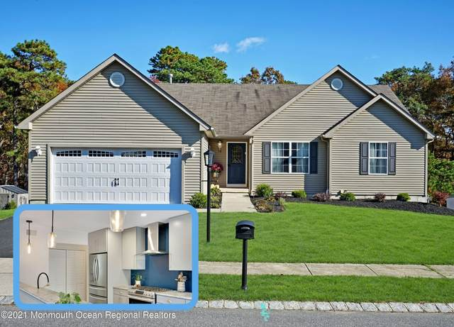 10 Springgate Court, Little Egg Harbor, NJ 08087 (MLS #22122330) :: The MEEHAN Group of RE/MAX New Beginnings Realty