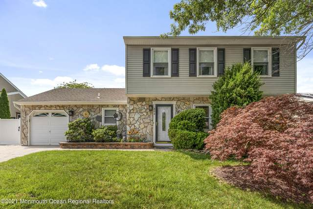 808 Constitution Drive, Brick, NJ 08724 (MLS #22122652) :: The MEEHAN Group of RE/MAX New Beginnings Realty