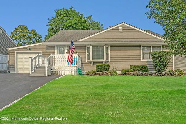243 Crestview Drive, Middletown, NJ 07748 (MLS #22122730) :: The MEEHAN Group of RE/MAX New Beginnings Realty
