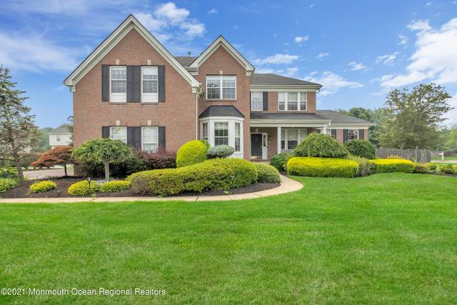 17 Inverness Drive, Marlboro, NJ 07746 (MLS #22122854) :: The MEEHAN Group of RE/MAX New Beginnings Realty