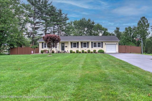 30 Sheffield Drive, Manalapan, NJ 07726 (MLS #22122890) :: Kiliszek Real Estate Experts