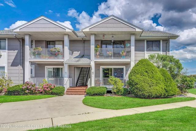 51 Valentine Street 3B, Monmouth Beach, NJ 07750 (MLS #22123039) :: The MEEHAN Group of RE/MAX New Beginnings Realty